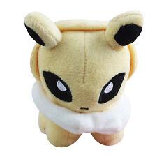 "New Pokemon 5.2"" Eevee Jolteon Plush Soft Toy Stuffed Doll Kid Gift"