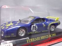Ferrari Collection BB512LM 1981 1/43 Scale Box Mini Car Display Diecast vol 41
