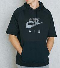 NIKE Air Hybrid Hoodie Men's Size M (khaki)CHECK DESCRIPTION FOR DETAILS