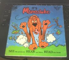 It's Marmaduke A Record Book Set, Kid Stuff Records 1982 United Features Syn