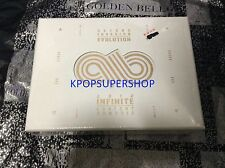 INFINITE 2012 Concert Second Invasion Evolution 3D Movie Blu-Ray Photobook LMTD
