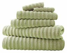 6-Piece Towel Set Bathroom Home Hand Bath Wash Towels 100% Cotton Washcloth
