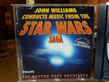 John Williams - Music From The Star wars Saga/Trilogy With bonus tracks.