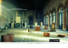 Publicité Advertising 099  1987 Ligne Roset (2p)  mobilier Variations Peter Maly