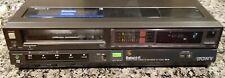 Sony Beta Hi-Fi Stereo Video Cassette Recorder Sl-Hf300 - Slightly use
