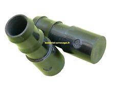 10x Bouchon Cannelé  ø20mm Arrosage Goutte A Goutte Hydroponie - 13BM002000G