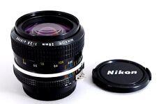 【Near Mint+++】 Nikon AI Nikkor 28mm f/2.8 AI MF Wide Angle Prime Lens From Japan