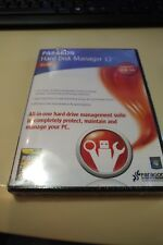 Paragon Hard Disk Manager 12 Suite inglese Usato