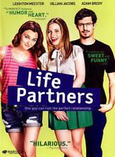 Life Partners  Leighton Meester  Adam Brody  new  DVD