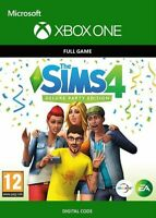 THE SIMS 4 DELUXE PARTY EDITION XBOX ONE key