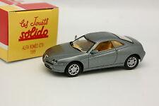 Solido Hachette 1/43 - Alfa Romeo GTV 1999 Grise