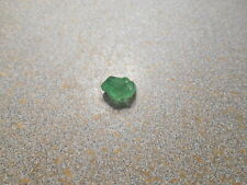 Emerald faceting rough. 2.1 cts. Columbia. VS. good color.