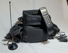 Vintage Capehart Traveler  Phone  Mobile w/power pack, antenna, and bag