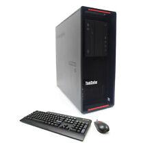 Lenovo P510 Workstation 10-Core E5-2650v3 2.3GHz 64GB 256GB M.2 SSD 2TB M4000 8G