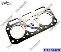 For Yanmar 3T75 3T75HL Cylinder Head Gasket Fit YM220 YM226 YM250D Tractor Part