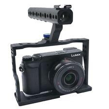 Cgpro Panasonic Lumix DMC-GX85/DMC-GX80 Kit De Jaula ligero Reino Unido