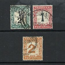 Edward VII (1902-1910) Used South African Stamps (Pre-1961)