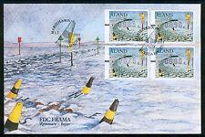 Ships, Boats Alandic Stamps