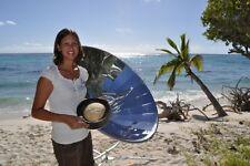 Premium Solar Cooker  Sun Oven Camping Barbeque - 44 inches in diameter!!