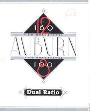 1932 Auburn Sales Brochure  123267-HKFVI5