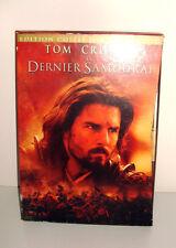 DVD EDITION COLLECTOR DOUBLE DVD - LE DERNIER SAMOURAI TOM CRUISE