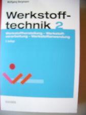 Werkstofftechnik Teil 2 Werstoffherstellung -verarbeitung -anwendung 2002