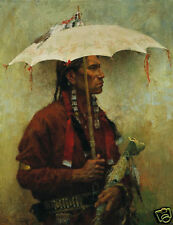 """""""PRAIRE SHADE LIMITED EDITION PRINT BY HOWARD TERPNING.....#45/1000"""