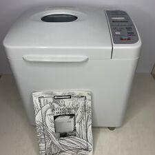 New listing Breadman Bread Maker Automatic Machine Tr800 Lightly Used W/ Manual