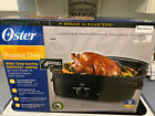 OSTER 18 QT. ROASTER OVEN (NEW Open  BOX)up to a 22 pound turkey CKSTRS18-BSB-D photo