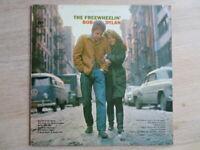 BOB DYLAN - The Freewheelin LP Vinyl Album Record CBS UK 1967