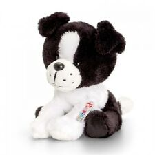 PIPPINS PADDY THE BORDER COLLIE  BY KEEL TOYS KORIMCO  BNWT 14CMS