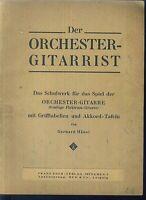 Der Orchester-Gitarrist  von Gerhard Hänel