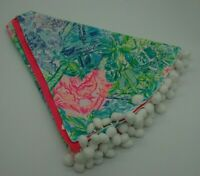 New Lilly Pulitzer Christmas Tree Skirt Bohemian Queen Ebay