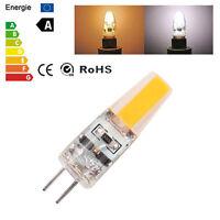 G4 G9 3W 5W 1505/2508 SMD LED COB Ampoule Lampe Chandelier Spot Light COB Bulb
