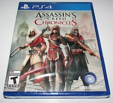 Assassin's Creed Chronicles for Playstation 4 Brand New! Factory Sealed!