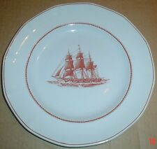 Wedgwood Salad Or Dessert Plate FLYING CLOUD Ship