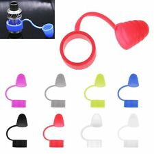 Universal Silicone Vape Band Mouthpiece Dust Cap Covers Case for RTA RDA Tank N