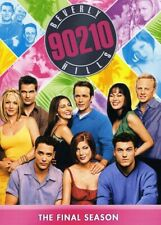 Beverly Hills, 90210: The Final Season [New DVD] Full Frame, O-Card Pa