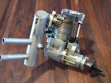 Saito 180 4 Stroke R/C Glow Engine for Model Airplanes with Pitts Muffler