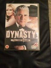 Dynasty - Series 1 (DVD, 2009, 4-Disc Set, Box Set)