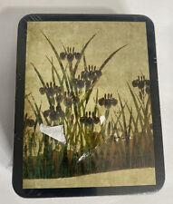 New listing Acorn Coasters Iris & Mist Set of 6