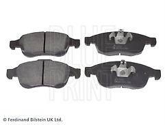 Fits Captur 1.5 DCi 110 120 Diesel & 1.2 TCe 120 Petrol 13-19 Front Brake Pads