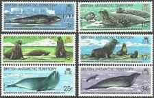 Timbres Faune marine Phoques Antarctique GB 118/23 ** (45646AA)