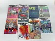 Lot 10 - Image Comics: The Hard Place (autographed) 1, 1, 1, 2, 3, 3, 3, 4, 5, 5