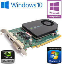 NVIDIA Quadro 2000 1 Go GDDR5 DisplayPort double PCI-E carte graphique DVI ggmpw