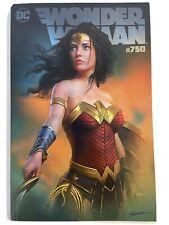 Wonder Woman 750 Comic Mint Shannon Maer Variant Unsigned No Cgc