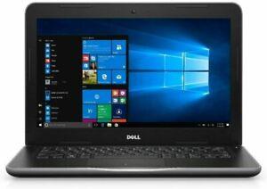 "Dell Latitude 3380 13.3"" Laptop Intel Core i3-6006U 2GHz 4GB RAM 128GB SSD W10H"