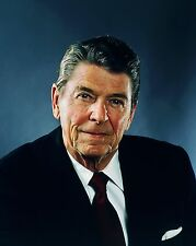 """Ronald Reagan 10"""" x 8"""" Photograph"""