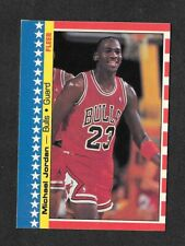 1987-88 FLEER BASKETBALL MICHAEL JORDAN STICKER #2