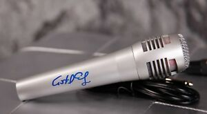GFA Standup Comedian CRISTELA ALONZO Signed Microphone AD2 COA